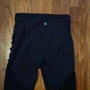 Black Lululemon Legging